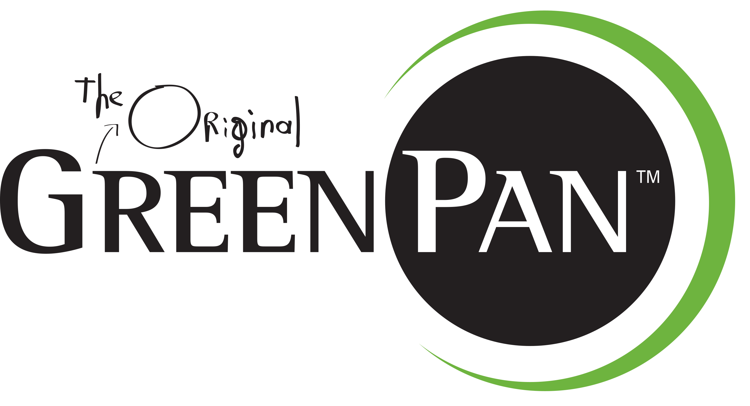 GreenPan The Original Logo
